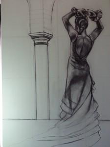 Flamenco by Mary Ellis LaGarde