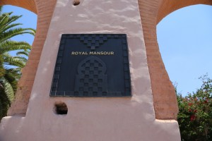 Royal Mansour Hotel